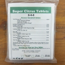 Super Citrus Tree Fertilizer Tablets